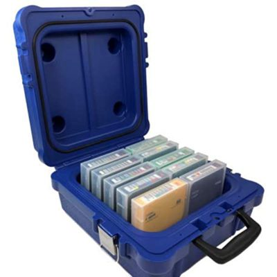 LTO & RDX – 10 Capacity Waterproof Turtle Case