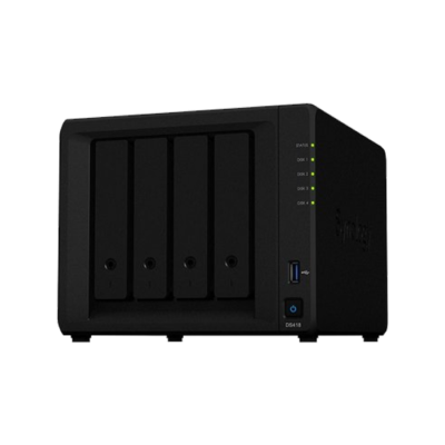 Synology DiskStation DS418 Network Attached Storage Drive