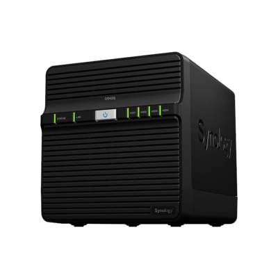 Synology DiskStation DS420J Network Attached Storage Drive