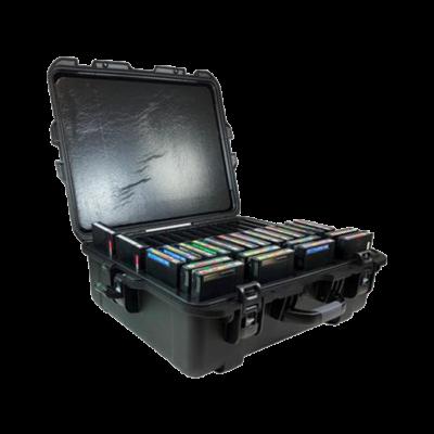 TeraTurtle 3592 Premium Protective Case – 50 Capacity