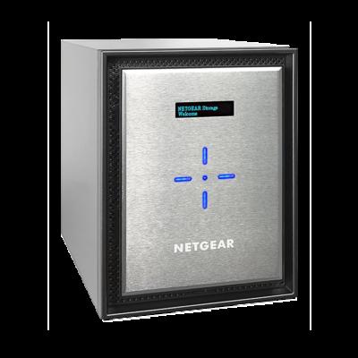 NETGEAR Ready NAS RN626X Diskless