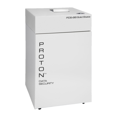 Proton PDS-88 Solid State (SSD) Media Shredder for Office/Data Ctr(20-PDS-88)