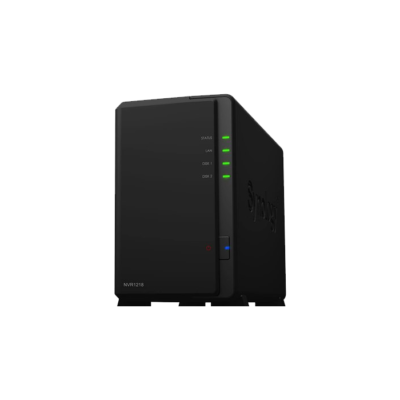 Synology NVR1218 Network Video Recorder