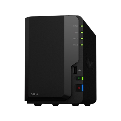 Synology DiskStation DS220 Network Attached Storage Drive