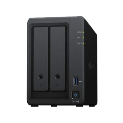 Synology DiskStation DS720+ Network Attached Storage Drive