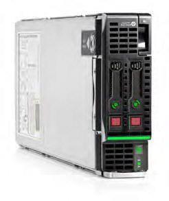 HP Proliant BL460c  Gen8 Server