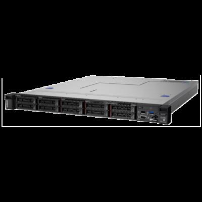 Lenovo ThinkSystem SR250 Rack Server (Intel Xeon E-2124 4C)