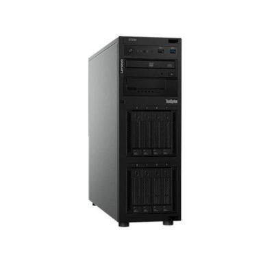 Lenovo Think System ST250 Tower Server (Intel Xeon E-2104G 4C 3.2GHz)