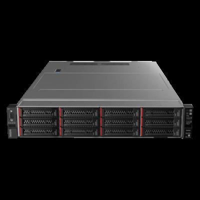 Lenovo ThinkSystem SR550 Rack Server (Xeon Silver 4208  8C)