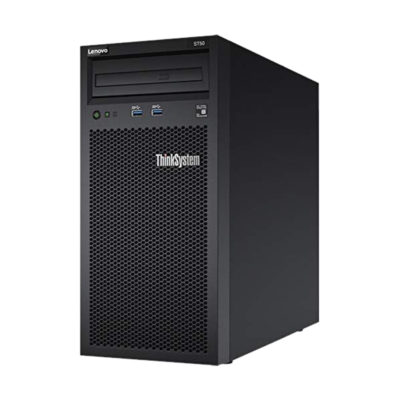 ThinkSystem ST50 Tower Server (Intel Xeon E2104G 3.2GHz)